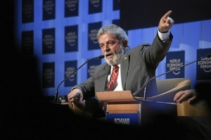 Luiz Inacio Lula da Silva - Foto di World Economic Forum