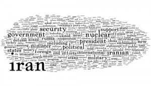 The Wikileaks Word Frequency - Immagine di David Horn