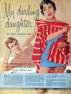 Woman magazine (UK) Sept 3, 1955
