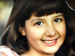COURTESY KVOA-TV.  Christina Taylor Green, 9, who was killed during shooting in Tuscon, AZ that wounded Rep. Gabrielle Giffords.  Jared Loughner is in custody as the alleged gunman.