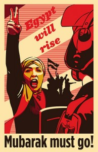 Egypt Will Rise - Immagine di Nick Bygon