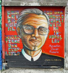 Mural: Monsenor Oscar Romero