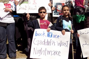 BookFace: Gaddafi's Worst Nightmare - Foto di Collin David Anderson