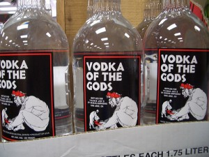 Vodka of the Gods - Foto di Thomas Baker