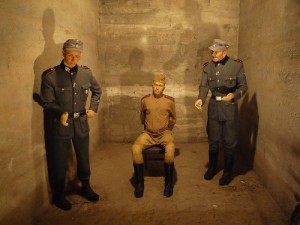 Hungarian Prisoner Interrogation