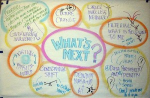 What is Next Panel - Foto di Nancy White